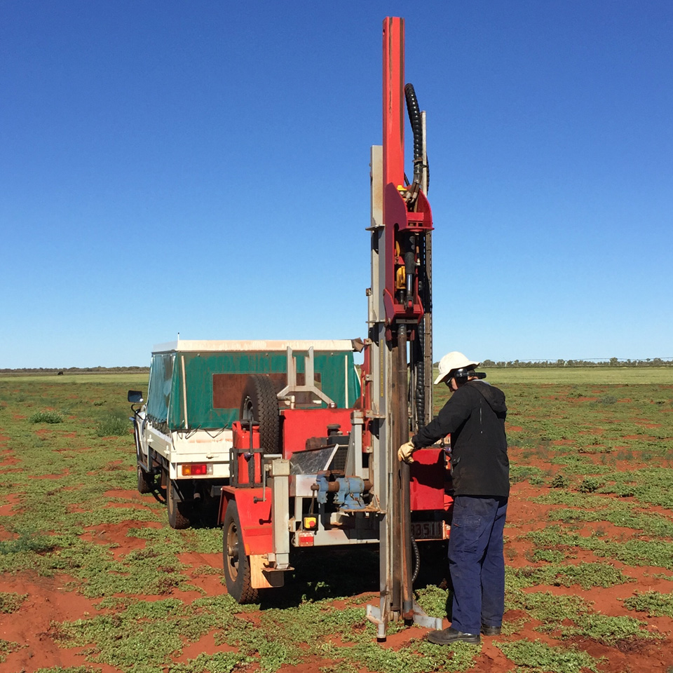 Unearthing Arable Soil in the Top End and Red Centre