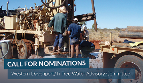 Water Advisory Committee Call for Nominations