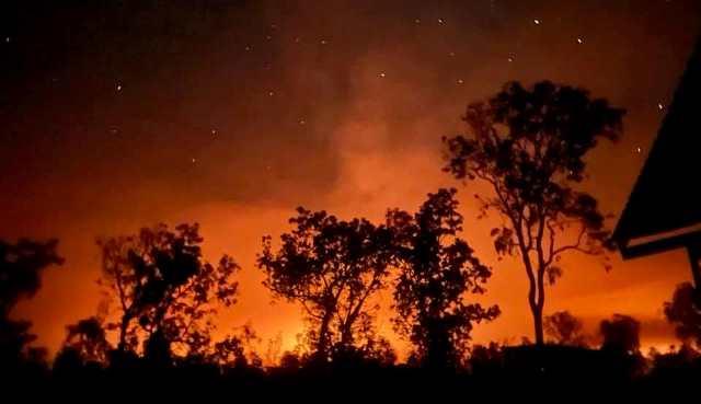 The Top End bushfire season is ramping up this week