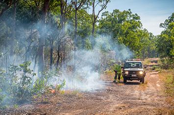 Top End Bushfire Season Launched