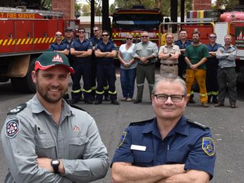 Central Australian Fire Season Commencement