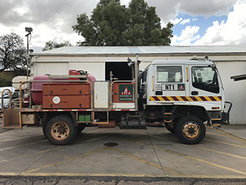 Central Australian Fire Season Launched